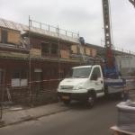 25 woningen in Veendam voorzien van dakrenovatie