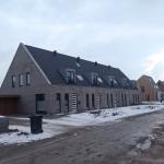 Bouw van 11 woningen te Zuidlaren