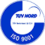 TUV Nord - ISO 9001